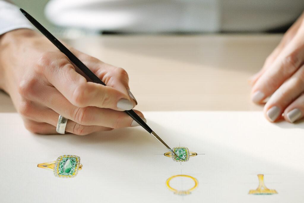 sieraden ontwerpen laten maken